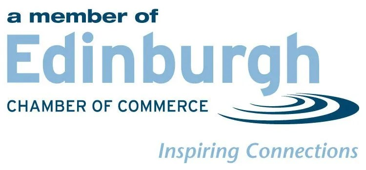 A member of Edinburgh Chamber of Commerce logo
