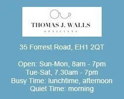 thomas j walls work remotely edinburgh