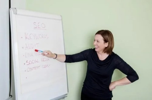 Small Business Intervoew: Alba SEO Services Caroline Phillips