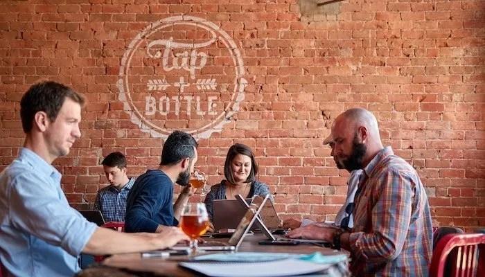 Edinburgh's Best Work-Friendly Cafés for Small Businesses