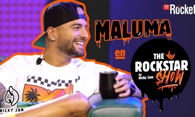 Nicky Jam The Rockstar Show - Maluma