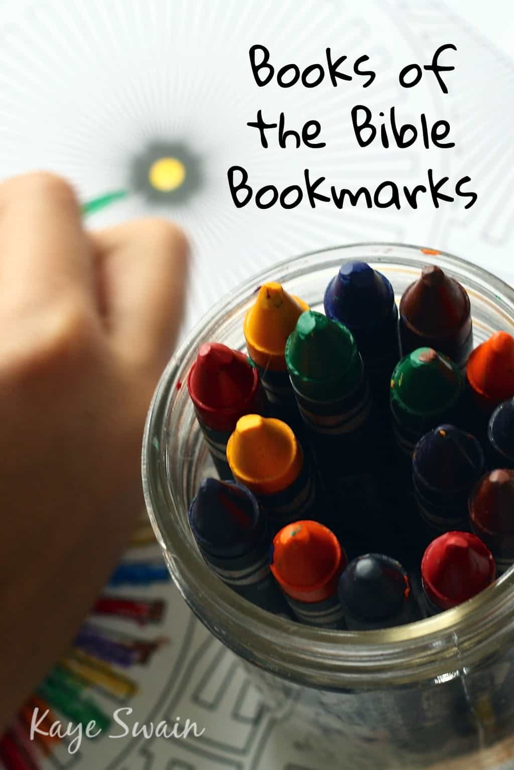 Fun Activities For Grandparents And Grandchildren Learning Books Of The Bible