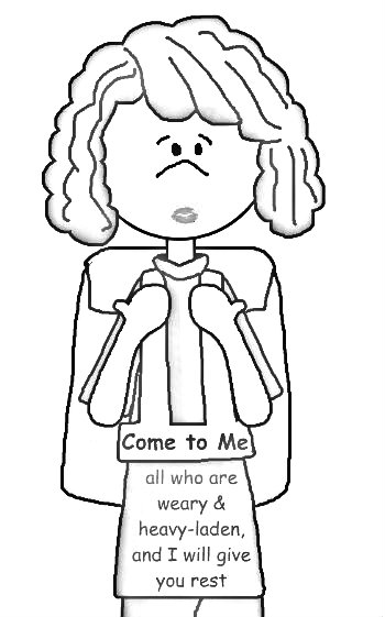 Free coloring pages of praise