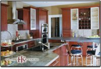 Holiday Kitchens Cabinetry - New Dining Rooms Walls
