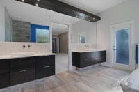 Kitchen and Bathroom Cabinetry with Holiday Kitchens