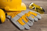 Safety Gloves and Equipment