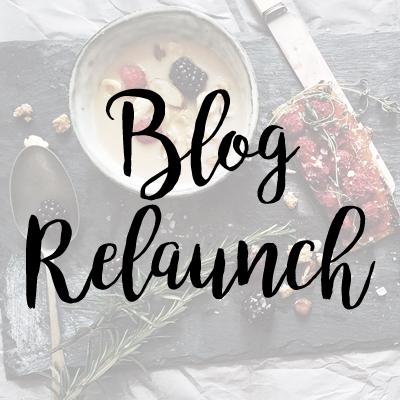 Blog Relaunch!