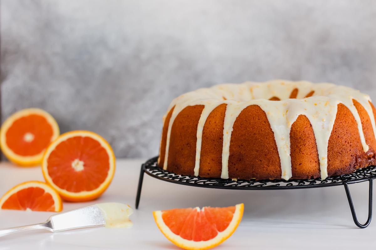Cara Cara Bundt Cake