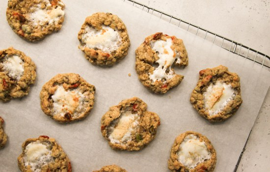 Pantry Cleaning Oatmeal Cookies