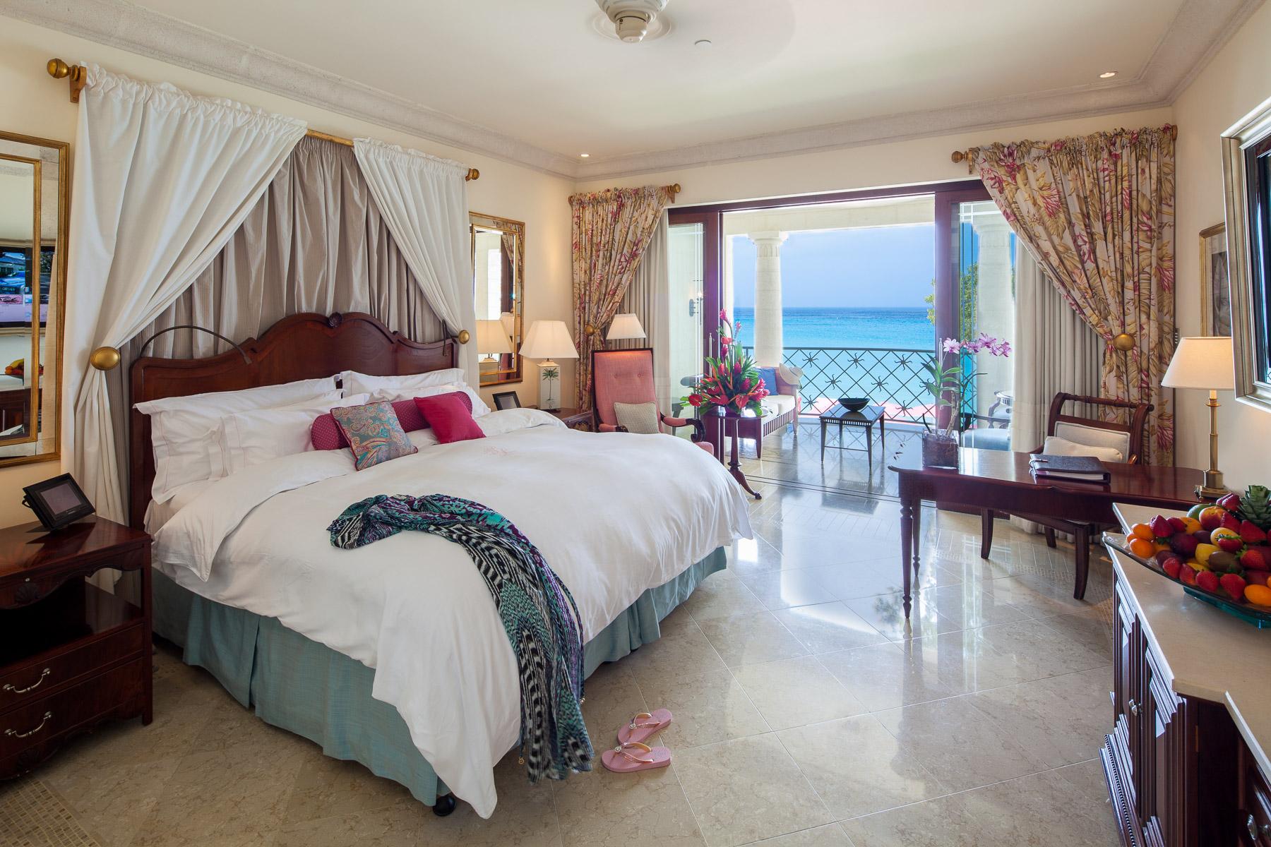 The Sandy Lane Resort Barbados Hotel Rooms