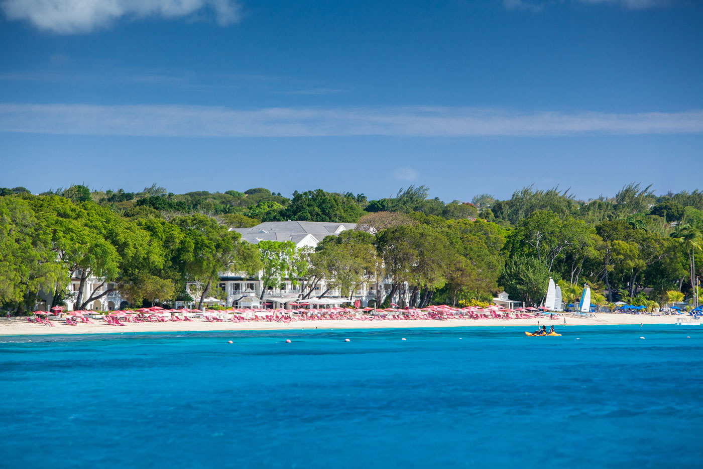 Location Sandy Lane Barbados Luxury Resorts