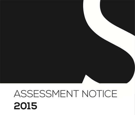 2015 Assessment Notice