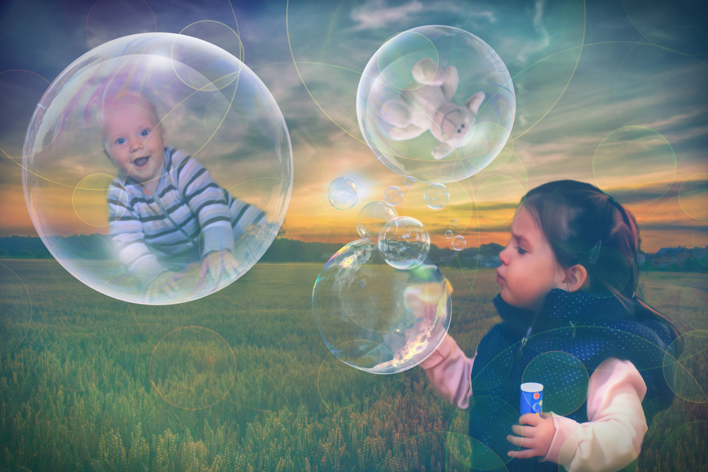 Bubbles are Fun!