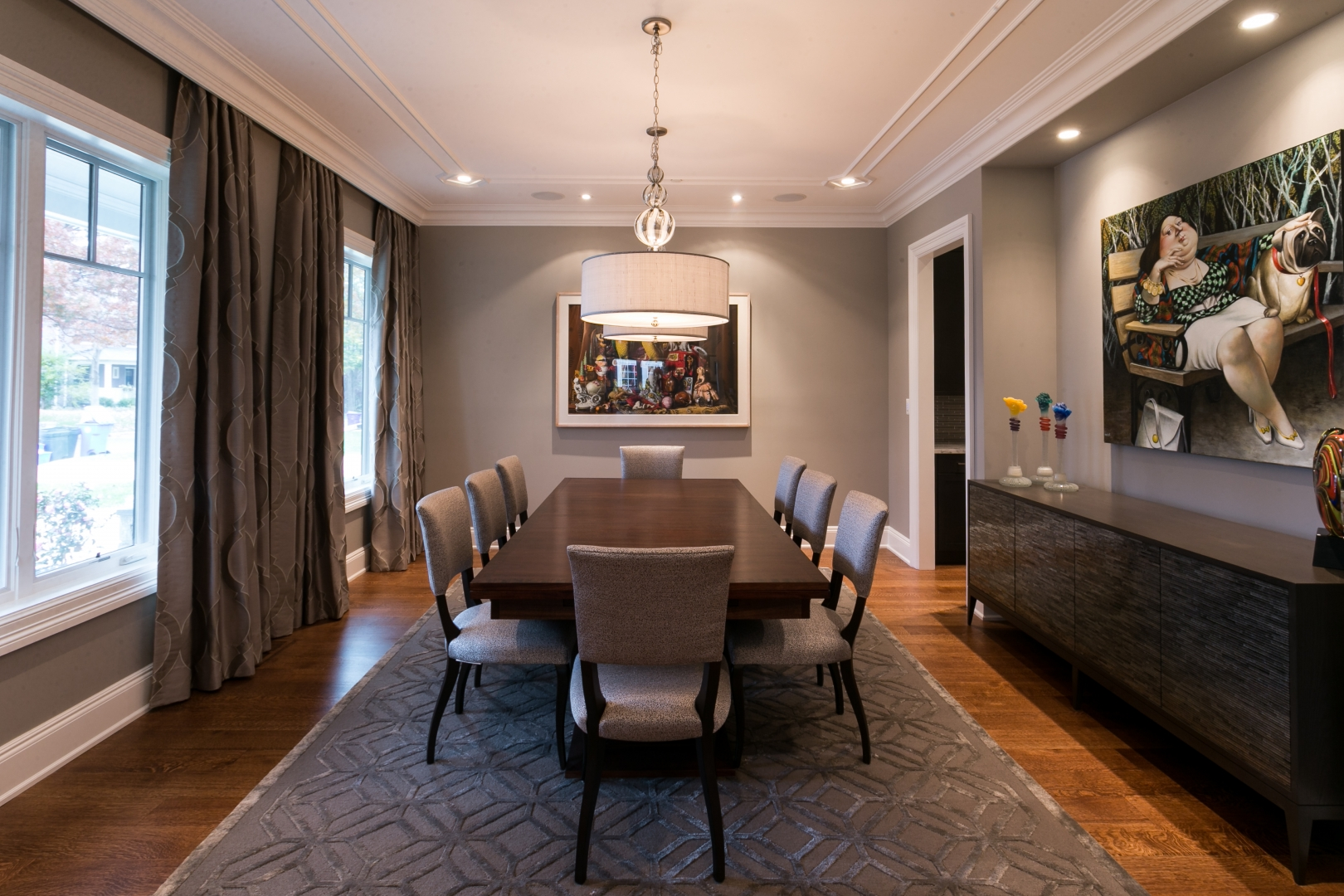 Dining Rooms  Sandy Spring Builders