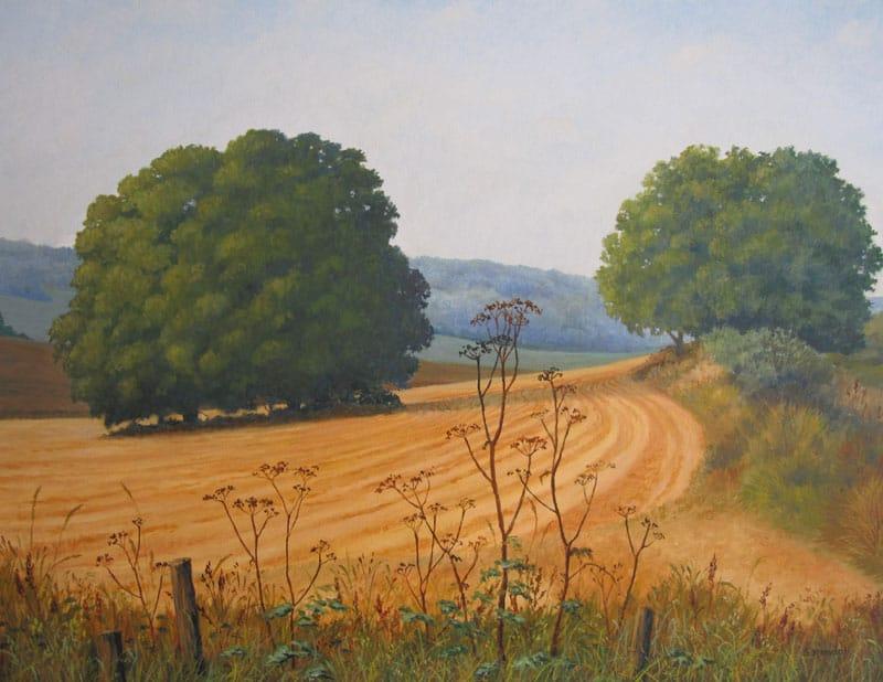 August Field, Dorset Image