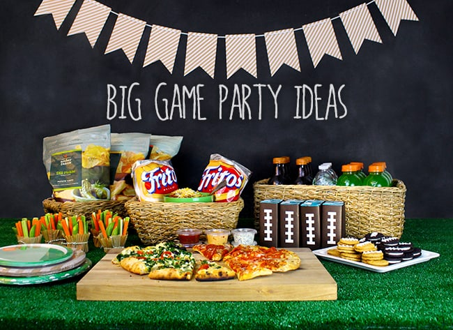 Fun Ideas for Hosting a Kidfriendly BIG Game Party