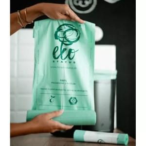 Kompostovateľné vrecia na odpad – rôzne veľkosti