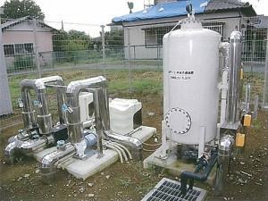 H小学校貯水槽(雑用水用)清掃