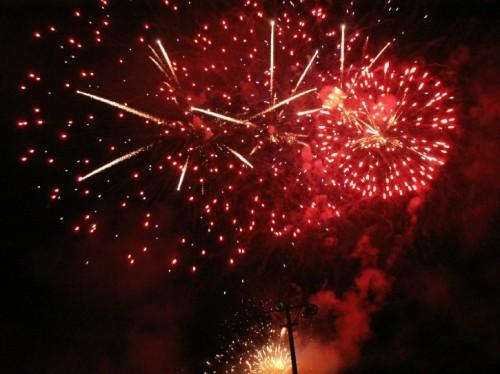 San Marcos City Fireworks