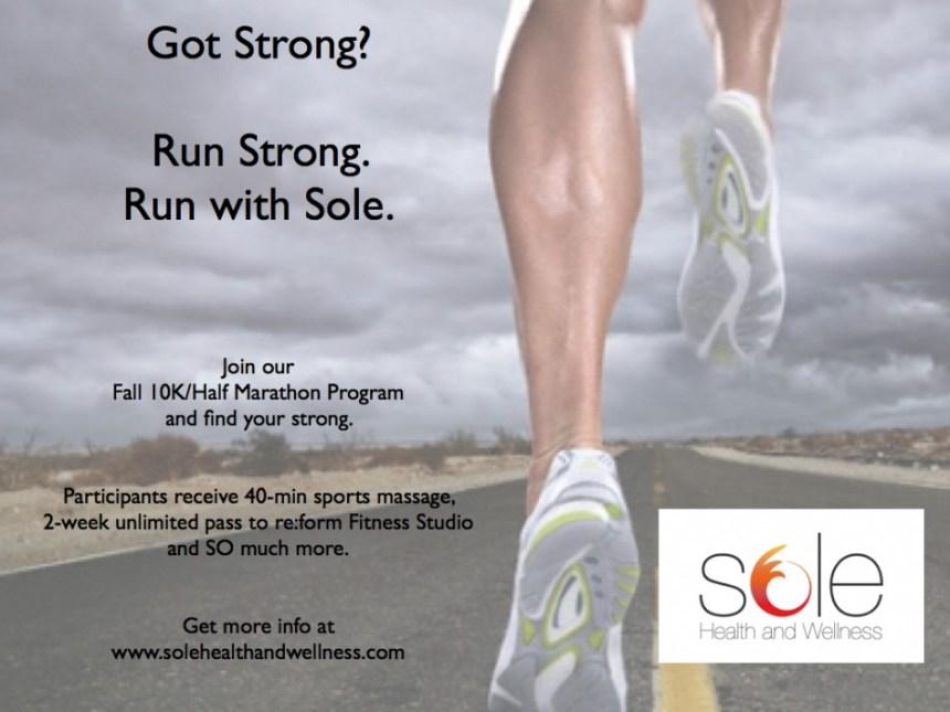 Sole Running