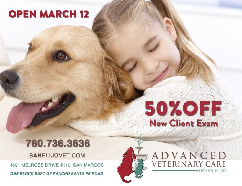 Advanced Veterinary Care of San Elijo