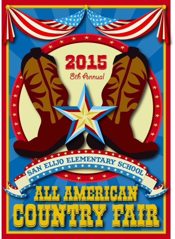 San Elijo Elementary school 8th Annual SEES All-American Country Fair