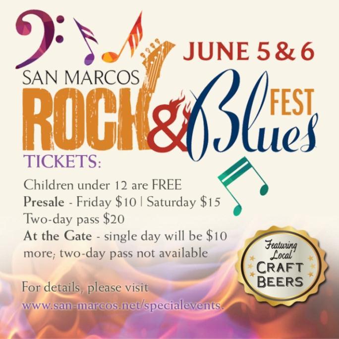 San Marcos Blues