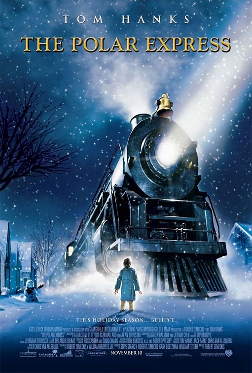 A Colorful Universe Polar Express Kid's Night