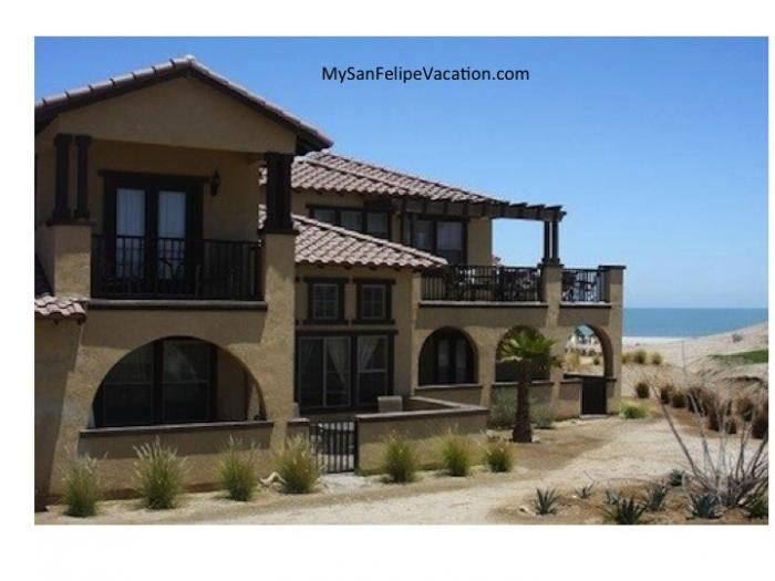 Luxury San Felipe Mansion On The Sea  San Felipe Vacation