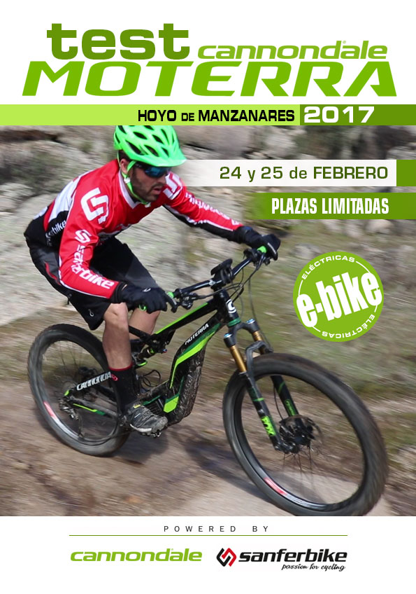 test cannondale moterra