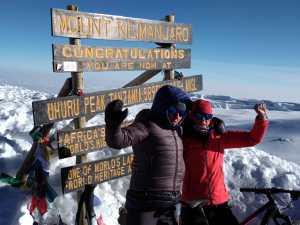 Sanferbike Reto Kilimanjaro 2018
