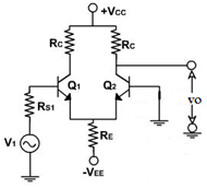 Differential Amplifier & Circuit Configuration Questions