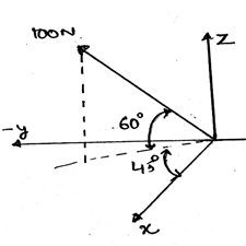 Engineering Mechanics Questions and Answers for Freshers