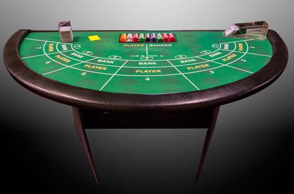 Bay Area Casino Table Rentals  San Francisco Casino Party