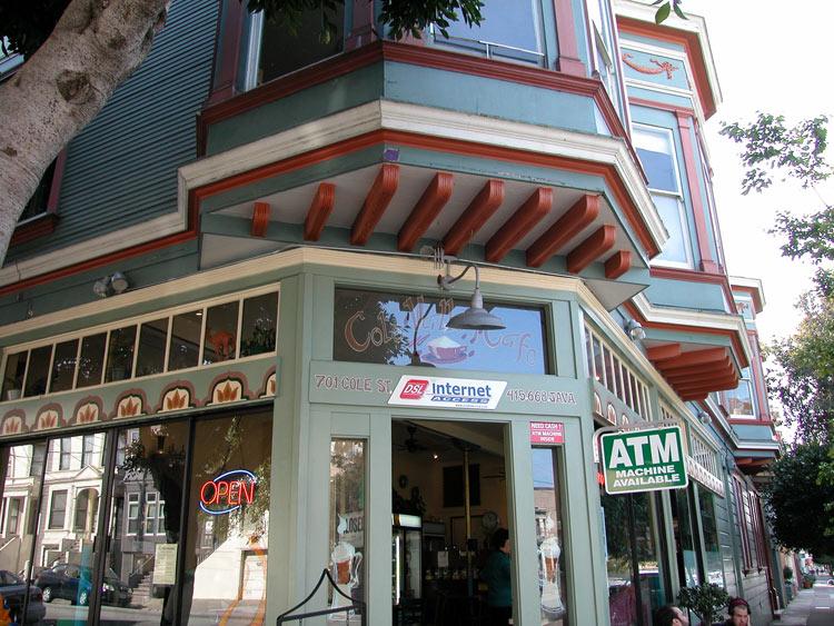 Cole Valley  San Francisco Neighborhoods