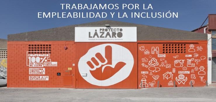 Caritas Parroquial - Proyecto Lazaro