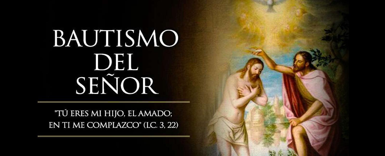 Parroquia El Altet - Evangelio Domingo 13 de Enero 2019