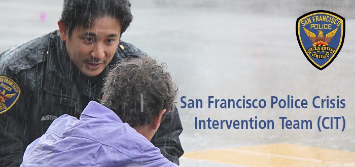 SFPD Crisis Intervention Team CIT  Police Department