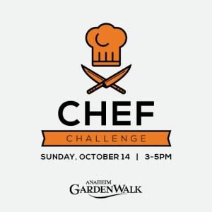 Chef's Challenge at Anaheim GardenWalk @ GardenWalk