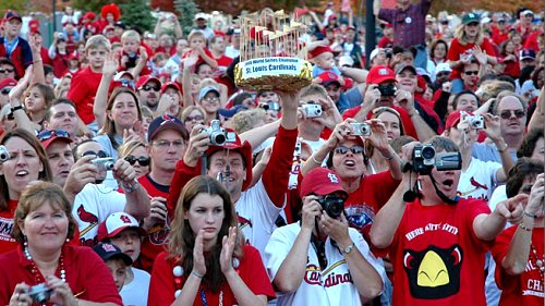 Cards Fans have has a lot to cheer about in the 2000s, including their World Series in 06