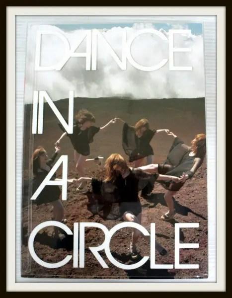 YUKI パンフレット DANCE IN A CIRCLE