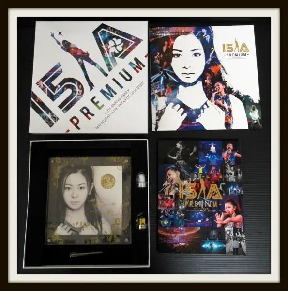 15th Anniversary Mai Kuraki Live Project 2014 BEST 一期一会 ~Premium~ 完全限定生産BOX盤
