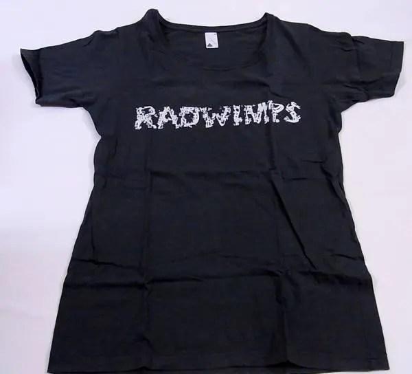 RADWIMPS 絶対延命 ツアーTシャツ