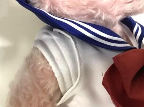 シュタイフ steiff セーラームーン 日本限定 テディベア コラボ 買取