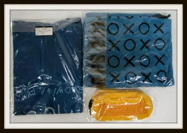 RADWIMPS 2014 実況生中継 Tシャツ パーカー ポーチ2