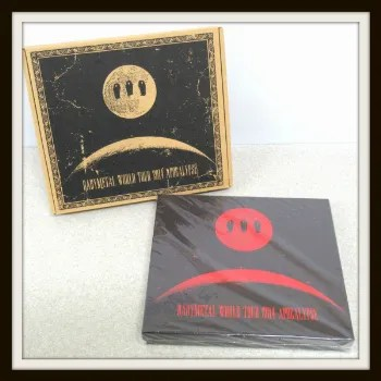 BABYMETAL WORLD TOUR 2014 APOCALYPSE (THE ONE Limited Edition) (Blu-ray Disc)