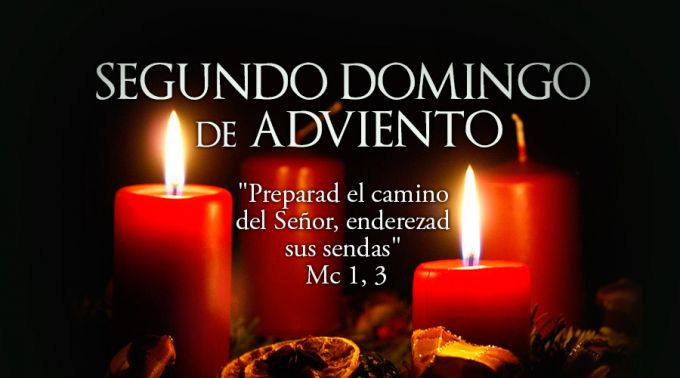 Oración 2º Domingo Adviento