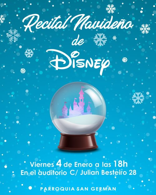Recital Disney