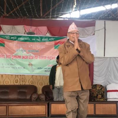 सङ्घीय समाजवाद सिंहदरबार हल्लाउने नेपाली क्रान्तिको सिद्धान्त : नेता श्रेष्ठ