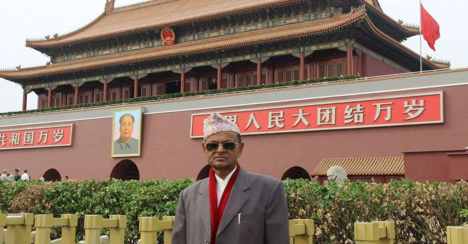 प्रचण्डको औचित्यहीन चीन भ्रमण – दीर्घराज प्रसाई